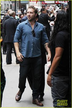 Jai Courtney Good Morning America