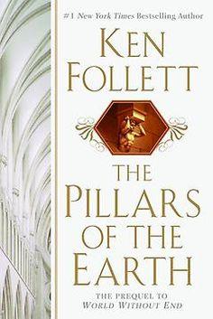 Pillars of the Earth - a Historical Fiction Landmark Book.