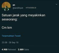 New Ideas Quotes Indonesia Cinta Ldr Quotes Rindu, Quotes Lucu, Quotes Galau, People Quotes, Daily Quotes, Book Quotes, Funny Quotes, Life Quotes, Funny Memes