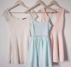 Pastel Fashion, Pastel Outfit ❤ Pastel Spring Girly ♡ Pinterest : ღ Kayla ღ