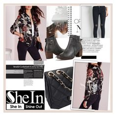 """""""SheIn #6"""" by damira-dlxv ❤ liked on Polyvore featuring mode"""