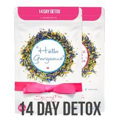 Mini Fox Detox -   14 Days   - Total Body Reboot