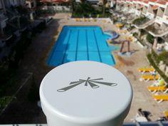 Instalación #WifiCanarias Cobertura #WiFi para Complejo de Apartamentos en el Norte de Tenerife #ubiquiti