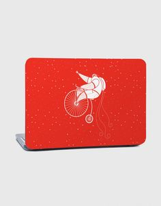 Space Bike - LAPTOP SKINS - PRODUCTS