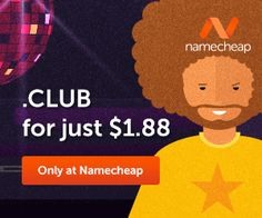 Get domains from Namecheap for just $1.88 #Namecheap #Webhosting