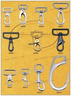Swivel Hooks, Spring Snaps, Snap Hooks, Bolt Snaps, Trigger Hooks Manufacturer & Supplier   92062