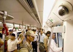 """Nagpur – Shirish Apte, deputy general manager, Nagpur #MetroRail Corporation Limited likened #CCTV to the immune system of the human body. In answer to a query on the security and safety measures, Apte said CCTV #surveillance shall be available on all Metro trains and stations. He said, """"We fall sick because our immune system fails. There are signs and symptoms if we catch any virus or disease. So we take medicine and get back on the track. It's same with any system, it gives signs before it…"""