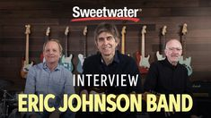 Mitch Gallagher is joined by Eric Johnson, Kyle Brock, and Tommy Taylor for this Sweetwater Minute interview. Tommy Taylor, Eric Johnson, Interview, Band, Youtube, Sash, Bands, Youtubers, Youtube Movies