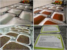 Marmitinha especial: bolo de chocolate - Delícias 1001