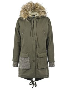 Italian Chic, Malene Birger, Fun Prints, Canada Goose Jackets, Just In Case, Parka, Military Jacket, Winter Jackets, How To Wear