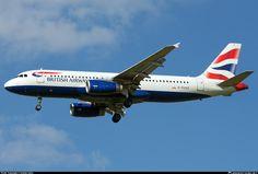 G-EUUZ British Airways Airbus A320-232