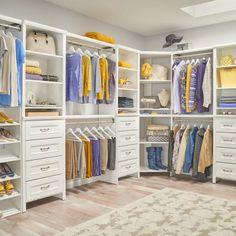 Master Closet Design, Master Bedroom Closet, Master Closet Layout, Bedroom Closets, Walk In Closet Design, Bedrooms, Extra Bedroom, Diy Walk In Closet, Build A Closet