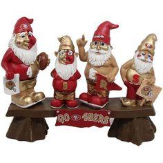 San Francisco 49ers Fan Gnome Bench, http://www.amazon.com/dp/B008GO4WBK/ref=cm_sw_r_pi_awd_HiPvsb0D1QKV8