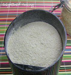 Enlightened Cooking: Quinoa Flour 101 + Make Your Own Quinoa Flour