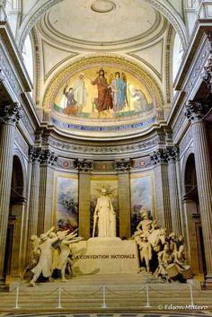 Estátua La Convention Nationale