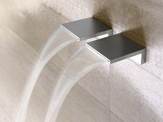 #product design #style #bathroom accessories -SOFFIONE A CASCATA A MURO - SBALZO - ANTONIO LUPI DESIGN®
