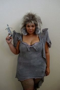 Auntie Entity (Tina Turner) from Mad Max Beyond the Thunderdome