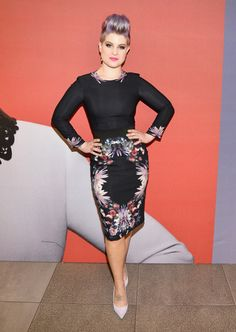 Kelly Osbourne Photos: Kelly Osbourne Teams Up with MAC