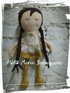 Ateliê Maria Bonequeira Fofa!!!