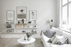 'String' shelving | Six of the best... Scandinavian shelving systems | These Four Walls blog