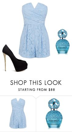 """Sin título #464"" by guiwerlen on Polyvore featuring moda, Coast, Marc Jacobs, Giuseppe Zanotti, women's clothing, women, female, woman, misses y juniors"