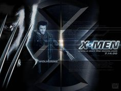 Wallpaper of X1 for fans of X-men THE MOVIE.