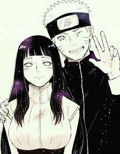 Naruto e Hinata (NaruHina) || Naruto