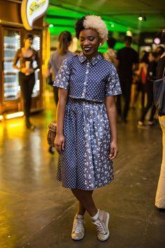 Moda feminina e masculina, tendência de cabelos, muita cor, estampa e brasilidade do São Paulo Fashion Week. Leia mais no blog OH NANAS.
