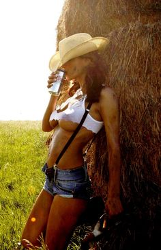 Gotta love country girls!