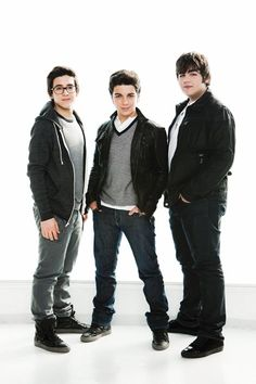 IL Volo- now THIS is music. These guy can really sing... I think I'm going to marry an Italian now, Gianluca is mine.