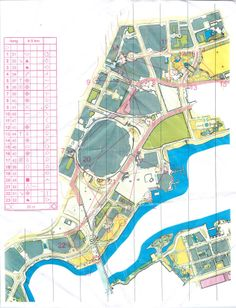 Orienteering event taking place: October 2013 Orienteering is an exciting sport for all ages and fitness levels that involves reading a detailed map and using a compass to find checkpoints. Plan Design, 30th, Maps, October, How To Plan, Cards, Map
