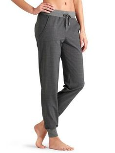 Fab Find: Wool City Jogger Pant - YLF