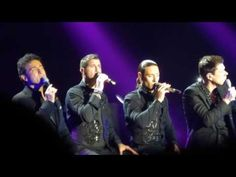 Il Divo - Amor & Pasion tour 2016 - The best of 12 years Il Divo