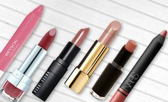 6 Subtle Lipsticks That Are Perfect for the Office