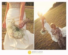 Country wedding by Boyds Blossoms