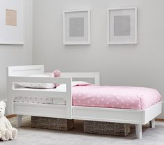 Reese Toddler Bed