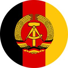 nationale volksarmee Emblem of the Ground Forces of NVA