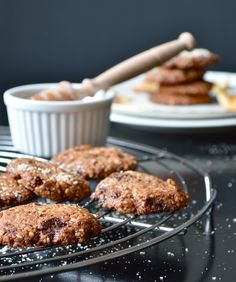 Nyoutritious' Paleo Chocolate Chip Cookies