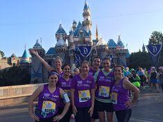 Team Disney VoluntEARS Raises More than $30,000 for Cancer Research and Runs Tinker Bell Half Marathon at Disneyland Resort