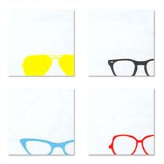 Spectacle Card Assortment        8 cards / 8 envelopes      price: $11.00 per box