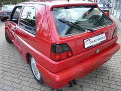 1990 VW Golf - Rallye Golf G60 | Classic Driver Market