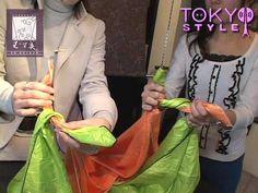 Furoshiki: goed knopen