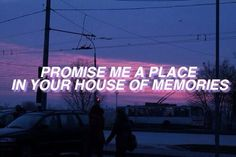 Panic! At The Disco // House of Memories