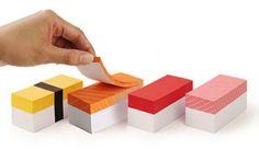 Nico Sushi Memo Blocks