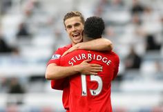 Rodgers: Sturridge and Hendo will only get better