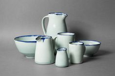 Legendary English pottery makersLeachcollaborated with clothing label Sunspel to create a range of ceramics. The collection features delicately translucent bowls, pitchers and...