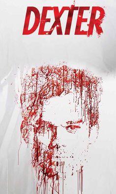 'Dexter' the Final Season Confirmed for Comic-Con 2013 Dexter Finale, Poster A3, Chill Out Room, Michael C Hall, Jennifer Carpenter, Dexter Morgan, Weird, Tapestry, Neon Signs