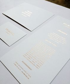 hot foil invitations - polyprint24.be