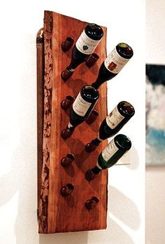 Dishfunctional Designs: Pipe Down! Unique Copper Pipe Home Decor & Artwork Tuscan Design, Tuscan Style, Wine Bottle Corks, Shelving Design, Furniture Dolly, Pipe Lamp, Bar, Decoration, Home Depot