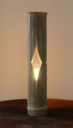 Bamboo lamps - Bamboo Arts and Crafts Gallery